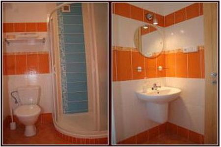 Ubytování Špindlerův Mlýn - Penzion ve Špindlerově Mlýně - koupelna